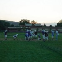 Alameda Ed Center Football Practice