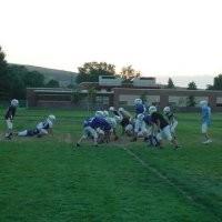 Football at Alameda Ed Center