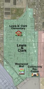 Lewis-Clark-Map