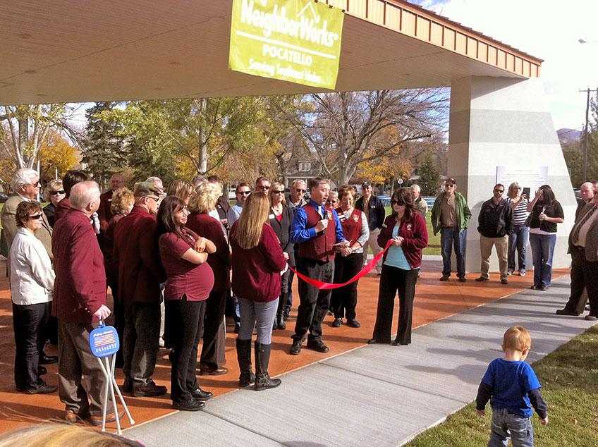 NWP-Pavilion-Dedication