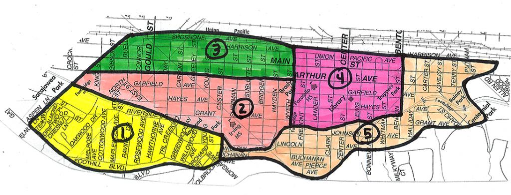 Old Town Pocatello Neighborhoods