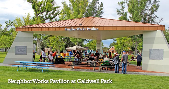 NeighborWorks Pavilion at Caldwell Park