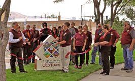 NeighborWorks Pocatello Installs Entrance Signage